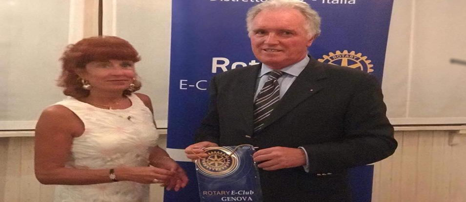 """""""LA REPUBBLICA MARINARA DI NOLI"""" RELAZIONE DEL INCOMING PRESIDENT R.C. SAVONA"""
