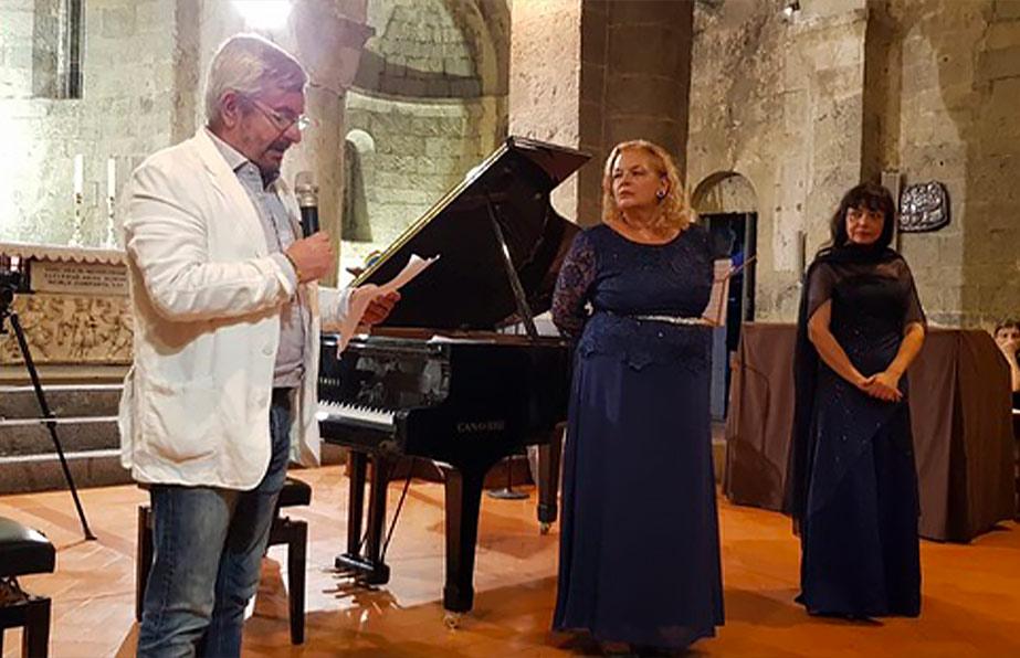 """Inaugurazione """"Accelerando Art & Music Festival"""""""